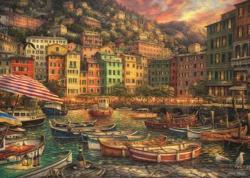 Puzzle 3000 Parça İtalyadan Titreşimler