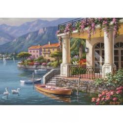 Körfezdeki Villa Puzzle 3000 Parça 4915