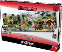 Dinazorlar 100 Parça Puzzle 7464