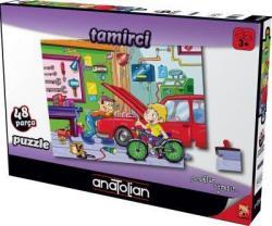 Tamirci 48 Parça Puzzle