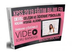 Benim Hocam 2019 KPSS Eğitim Bilimleri Gelişim ve Öğrenme Psikolojisi Tamamı Çözümlü Video Yeni