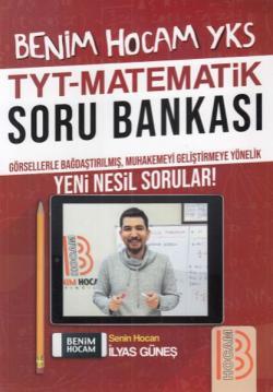 Benim Hocam YKS TYT Matematik Soru Bankası Yeni