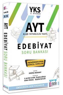 Yargı YKS AYT Edebiyat Soru Bankası Yeni