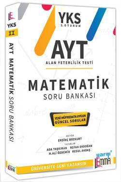 Yargı YKS 2. Oturum AYT Matematik Soru Bankası Yeni
