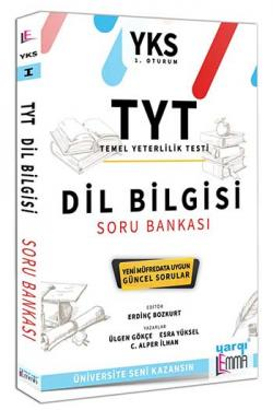 Yargı YKS TYT Dil Bilgisi Soru Bankası Yeni