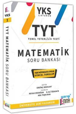 Yargı YKS 1.Oturum TYT Matematik Soru Bankası Yeni