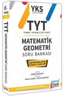 Yargı YKS 1. Oturum TYT Matematik Geometri Soru Bankası Yeni