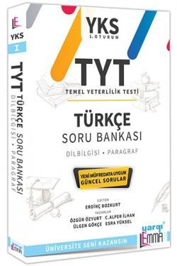 Yargı YKS 1. Oturum TYT Türkçe Soru Bankası Yeni