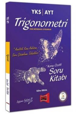 Yargı YKS AYT Trigonometri Konu Özetli Soru Kitabı Yeni