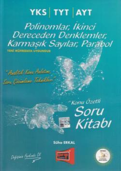 Yargı Polinomlar, İkinci Dereceden Denklemler, Karmaşık Sayılar, Parabol Soru Kitabı Yeni