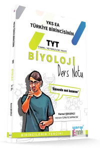Yargı Lemma YKS TYT Biyoloji Ders Notu Yeni