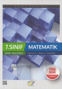 FDD 7. Sınıf Matematik Konu Anlatımı Yeni