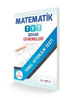 Farklı Sistem TYT Matematik 20x40 Denemeleri