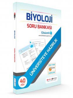 Farklı Sistem TYT AYT Biyoloji Soru Bankası