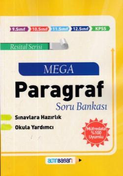 Altınbaşarı Paragraf Mega Soru Bankası Yeni