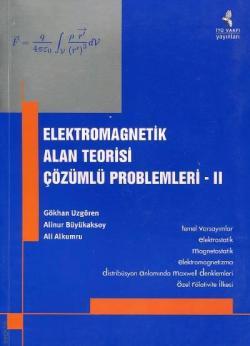 Elektromagnetik Alan Teorisi Çözümlü Problemleri 2