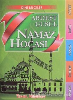 Abdest Gusül Namaz Hocası (Çanta Boy)