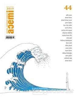 Acemi Aktüel Edebiyat Dergisi Sayı: 44 Mayıs - Haziran 2019