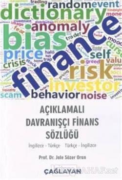 Açıklamalı Davranışçı Finans Sözlüğü