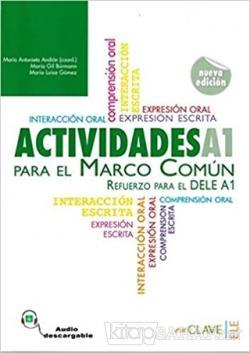 Actividades Para El MCER A1 + Audio (Nueva Edicion)