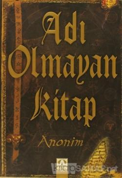 Adı Olmayan Kitap