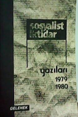 Sosyalist İktidar Yazıları(1979-1980)