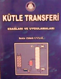 Kütle Transferi - Esasları ve Uygulamaları