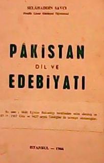 Pakistan Dil ve Edebiyatı