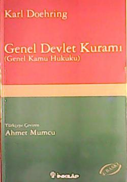 Genel Devlet Kuramı (Genel Kamu Hukuku)