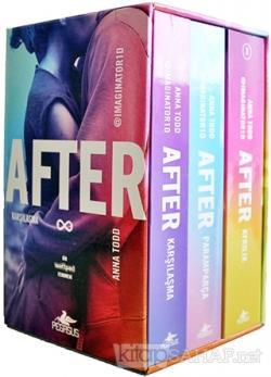 After Serisi (3 Cilt Takım)