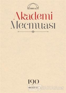Akademi Mecmuası Sayı: 190 Nisan 2019 - Kolektif | Yeni ve İkinci El U