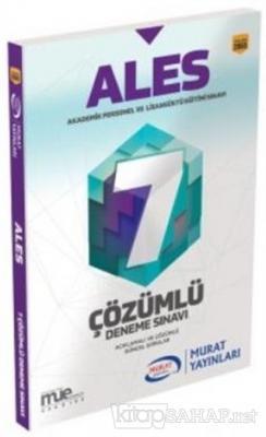 ALES 7 Çözümlü Deneme Sınavı - Kolektif | Yeni ve İkinci El Ucuz Kitab