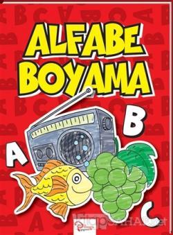 Alfabe Boyama