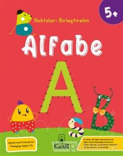 Alfabe - Noktaları Birleştirelim (5 Yaş)