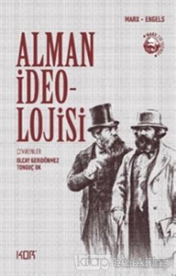 Alman İdeolojisi (Özel Basım - Sert Kapak) (Ciltli) - Karl Marx | Yeni
