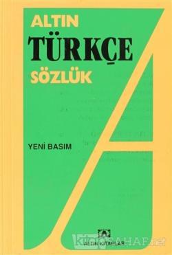 Altın Türkçe Sözlük (Lise)