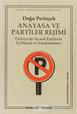 Anayasa ve Partiler Rejimi