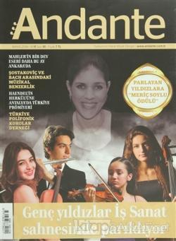Andante Müzik Dergisi Sayı: 91 Mayıs 2014