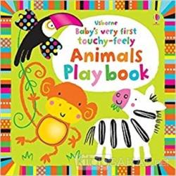 Animals Play Book