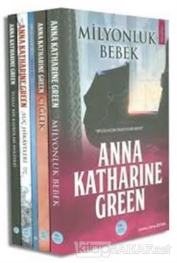 Anna Katharine Green (5 Kitap Takım)