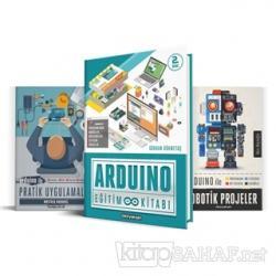 Arduino ile Projelere Hızlı Başlangıç Seti (3 Kitap Takım)