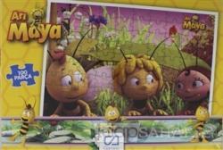Arı Maya 100 Parça Frame Puzzle