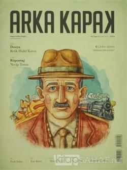 Arka Kapak Dergisi Sayı : 15 Aralık 2016