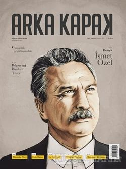 Arka Kapak Dergisi Sayı: 26 Kasım 2017