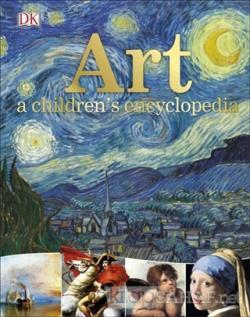 Art - A Children's Encyclopedia (Ciltli)