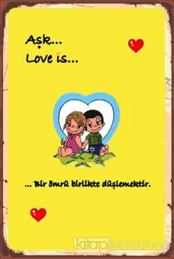 Aşk... Poster