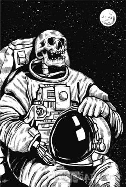 Astronot Kurukafa