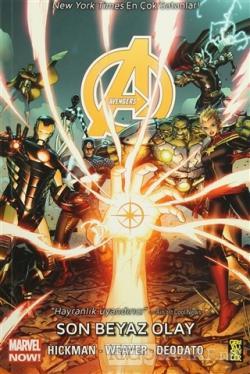Avengers 2 : Son Beyaz Olay