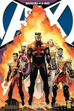 Avengers vs X-Men - 2