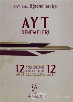 AYT 12'li Deneme Seti - Sayısal